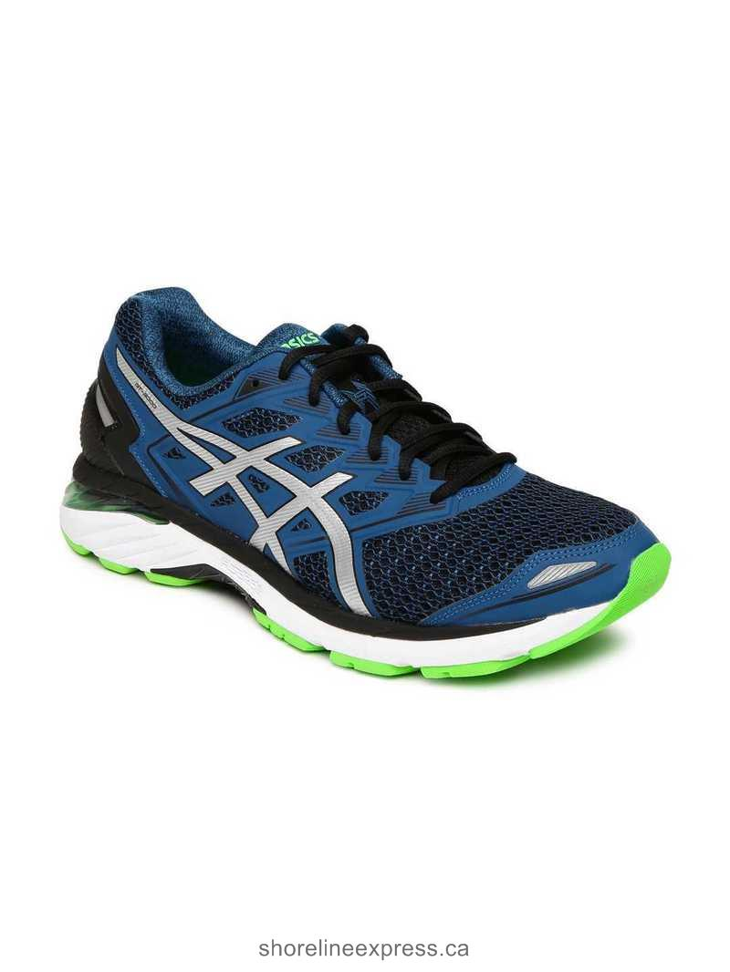 Look fabulous ASICS Men Blue GT-3000 5 Running Shoes