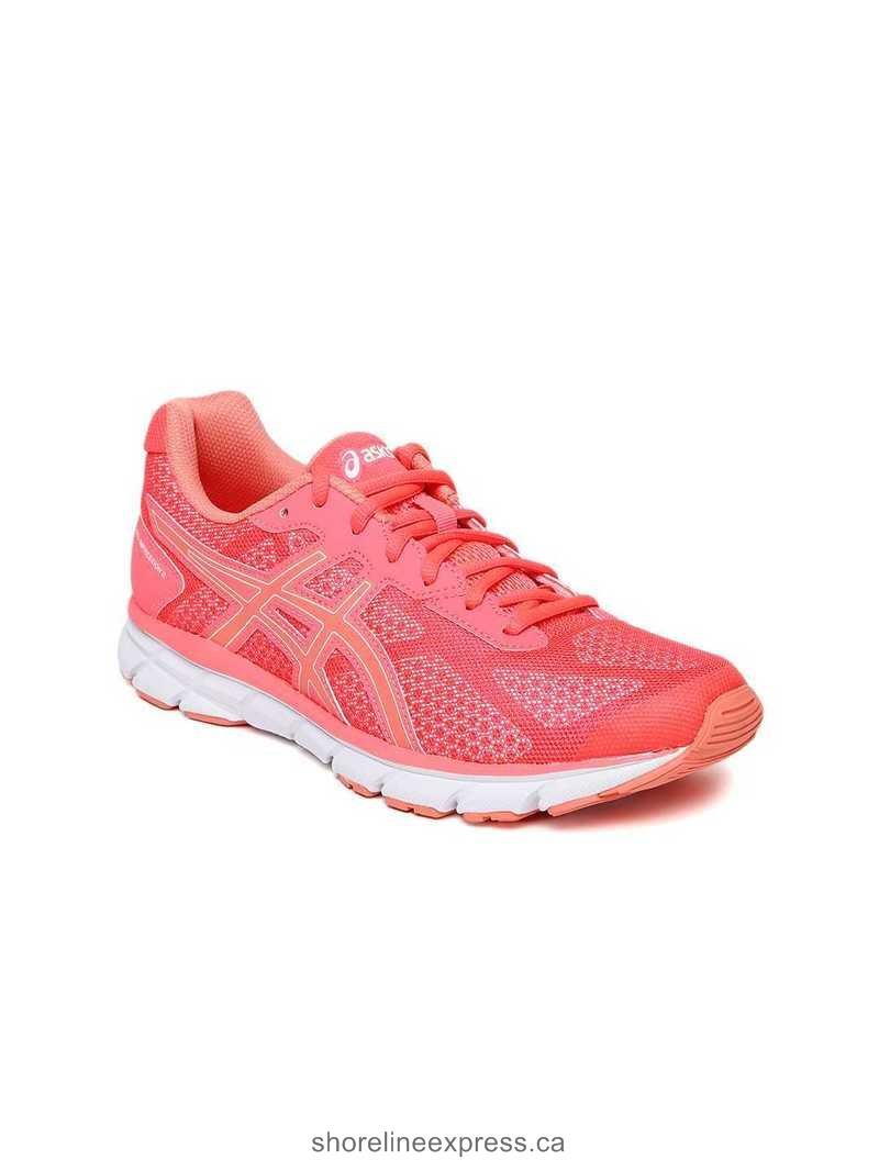 Features ASICS Women Coral GEL-IMPRESSION 9 Running Shoes