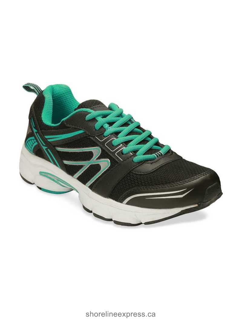 Great quality Admiral Women Black Running Shoes