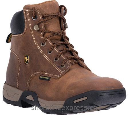 Guarantee quality Men Dan Post Boots Cabot ST Logger Boot DP66862 Tan Leather