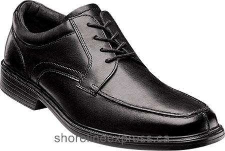 Buy personality Florsheim Rally Moc Ox Men Black Smooth Leather