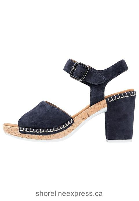 Trendy Gabor Platform sandals Ocean Women