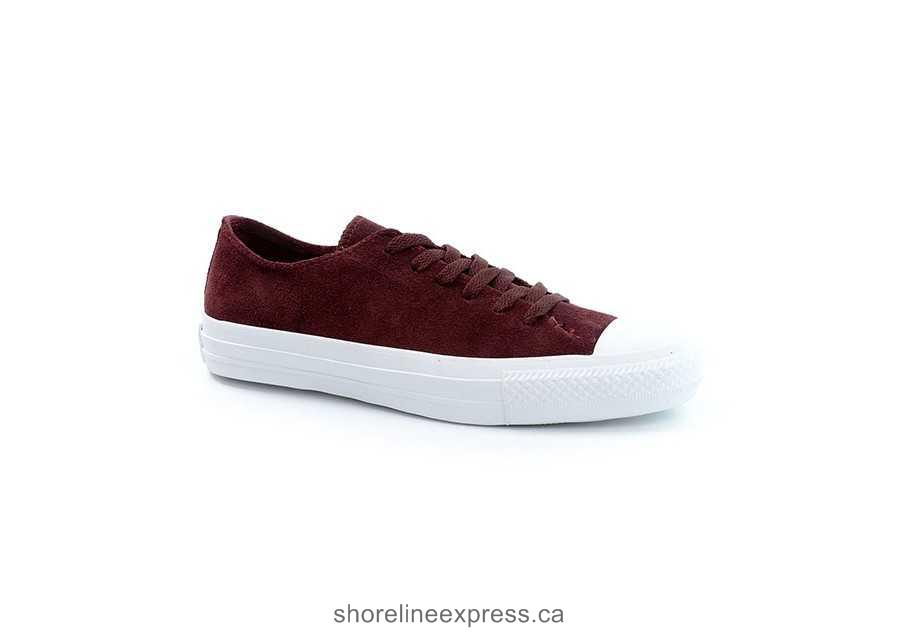 Nice appearance Men Shoe Converse Sneakers & Trainers Burgundy