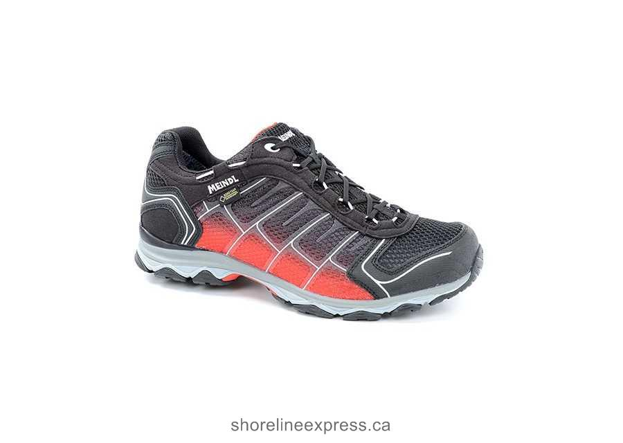 Buy designer Men Shoe Meindl Hiking, Outdoor & Athletic Black