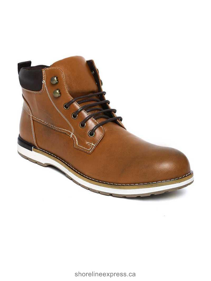 Comfortable New Look Men Brown Casual Shoes