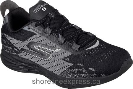 Buy genuine Skechers GOrun 5 Running Shoe Women Black