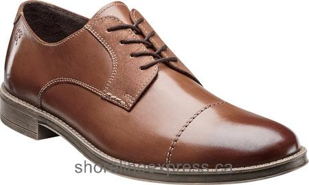 Buy genuine Stacy Adams Caldwell 24904 Cognac Smooth Leather Men