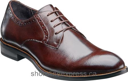 Nice appearance Men Stacy Adams Graham 24956 Brown Leather
