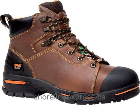 Buy authentic Men Timberland PRO Endurance PR 6 Rancher Brown Full Grain Leather