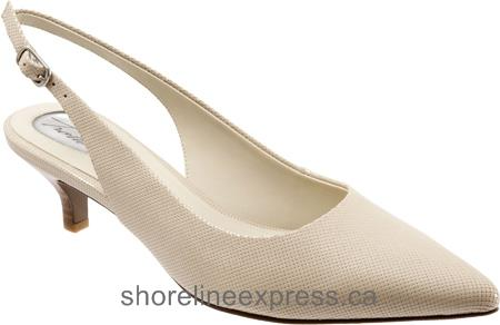 New collection Trotters Prima Nude Mini Embossed Patent Women