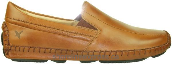Buy fashion men's Pikolinos - Jerez Slip-on Shoe Brandy