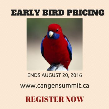 EARLY BIRD PRICING 2